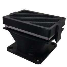 Fusion F410 HEPA Carbon Air Filter Assembly