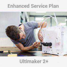 Enhanced Service Plan for Ultimaker 2+