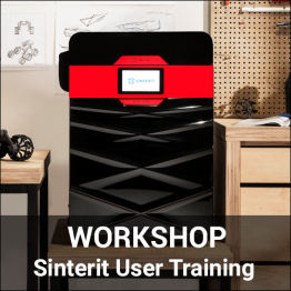 "Workshop ""Sinterit User Training"""
