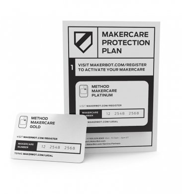 MakerBot MakerCare Platinum Protection Plan