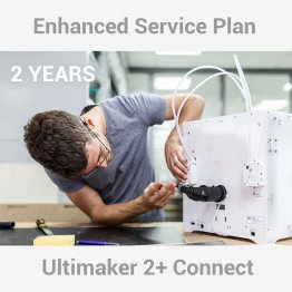 Enhanced Service Plan for Ultimaker 2+ Connect