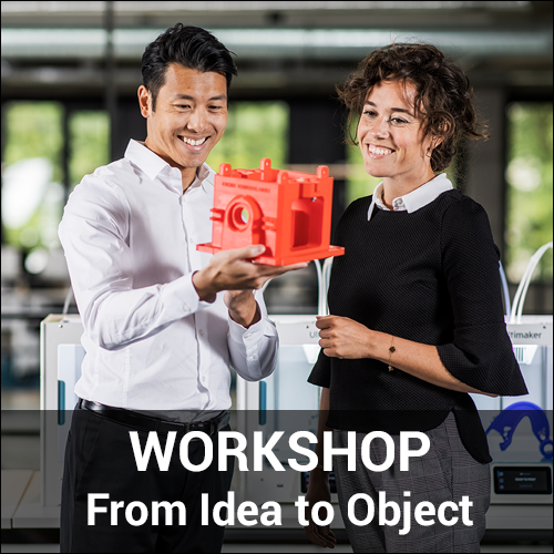 Workshop from Idea to Object